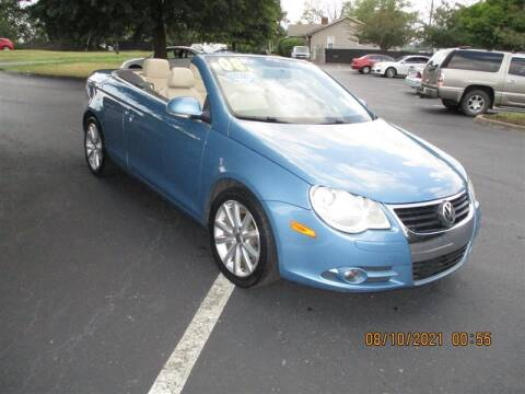 2008 Volkswagen Eos for sale at Euro Asian Cars in Knoxville TN