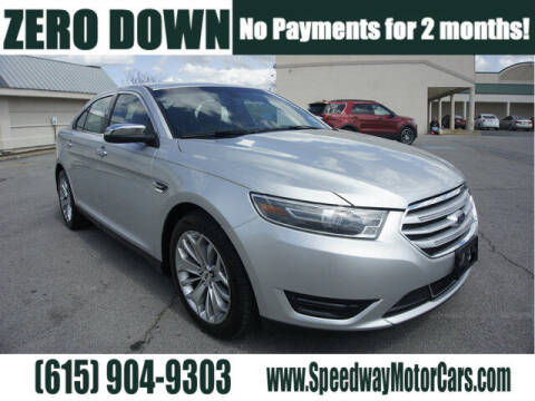 2015 Ford Taurus for sale at Speedway Motors in Murfreesboro TN