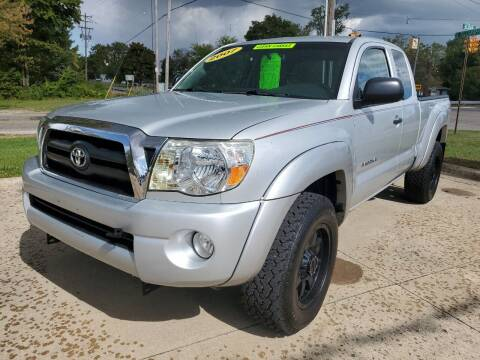 2007 Toyota Tacoma for sale at Kachar's Used Cars Inc in Monroe MI