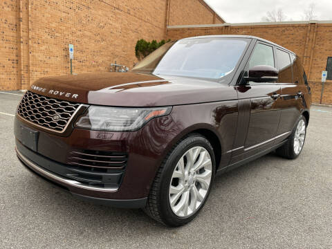 2018 Land Rover Range Rover for sale at Vantage Auto Group - Vantage Auto Wholesale in Lodi NJ