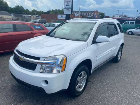 2009 Chevrolet Equinox for sale at LINDER'S AUTO SALES in Gastonia NC