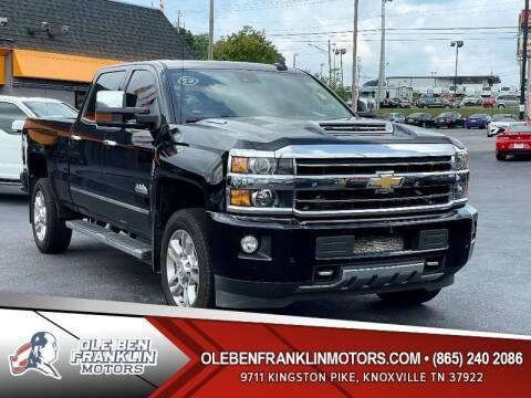 2019 Chevrolet Silverado 2500HD for sale at Ole Ben Franklin Motors Clinton Highway in Knoxville TN