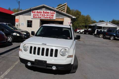 2012 Jeep Patriot for sale at SAI Auto Sales - Used Cars in Johnson City TN