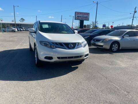 2013 Nissan Murano for sale at Jamrock Auto Sales of Panama City in Panama City FL