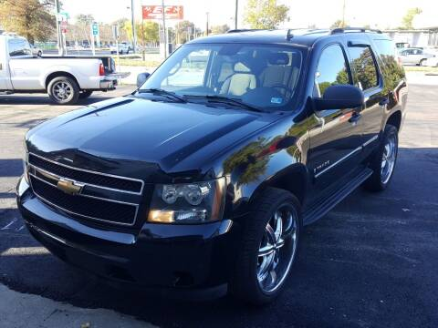 2007 Chevrolet Tahoe for sale at Premier Auto Sales Inc. in Newport News VA
