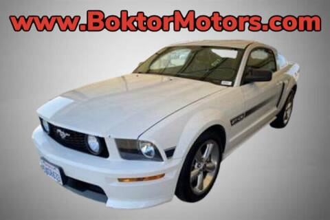 2007 Ford Mustang for sale at Boktor Motors in North Hollywood CA
