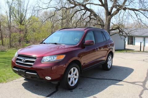 2007 Hyundai Santa Fe for sale at S & L Auto Sales in Grand Rapids MI