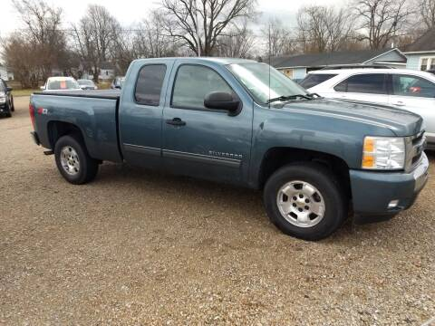 2011 Chevrolet Silverado 1500 for sale at Economy Motors in Muncie IN