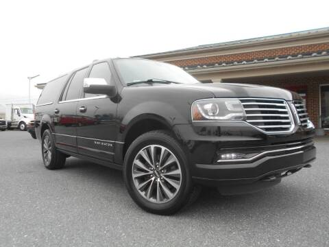 2017 Lincoln Navigator L for sale at Nye Motor Company in Manheim PA
