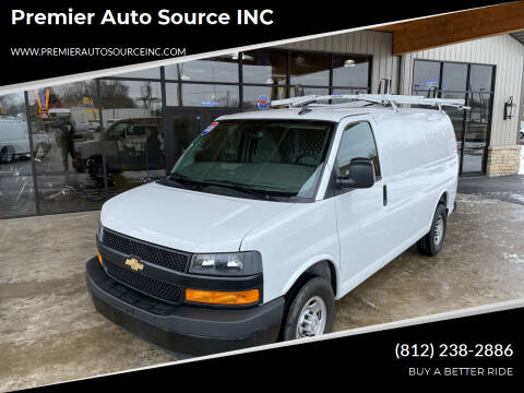2020 Chevrolet Express Cargo for sale at Premier Auto Source INC in Terre Haute IN