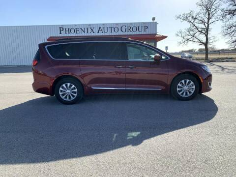 2017 Chrysler Pacifica for sale at PHOENIX AUTO GROUP in Belton TX