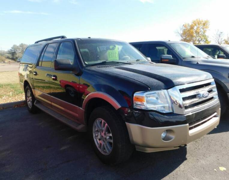 2011 Ford Expedition EL for sale at Will Deal Auto & Rv Sales in Great Falls MT