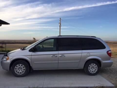 2007 Chrysler Town and Country for sale at American Auto Group LLC in Saginaw MI