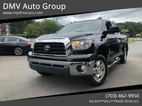 2007 Toyota Tundra for sale at DMV Auto Group in Falls Church VA
