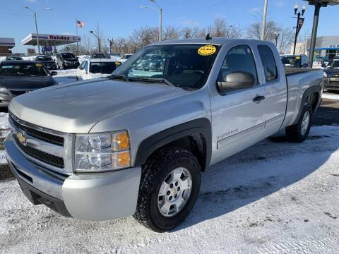 2010 Chevrolet Silverado 1500 for sale at CHRISTIAN AUTO SALES in Anoka MN