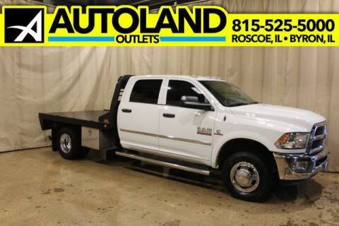 2017 RAM Ram Chassis 3500 for sale at AutoLand Outlets Inc in Roscoe IL