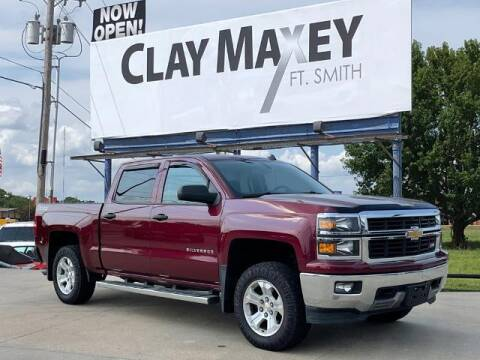 2014 Chevrolet Silverado 1500 for sale at Clay Maxey Fort Smith in Fort Smith AR