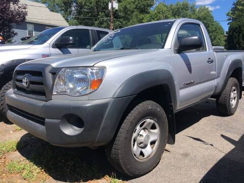 2008 Toyota Tacoma for sale at Connecticut Auto Wholesalers in Torrington CT