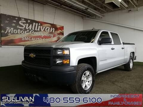 2015 Chevrolet Silverado 1500 for sale at TrucksForWork.net in Mesa AZ