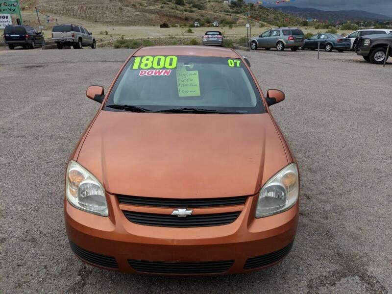 2007 Chevrolet Cobalt for sale at Hilltop Motors in Globe AZ