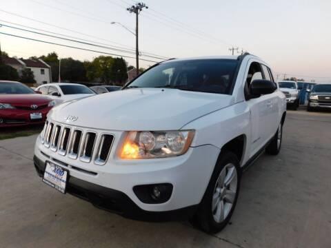 2011 Jeep Compass for sale at AMD AUTO in San Antonio TX