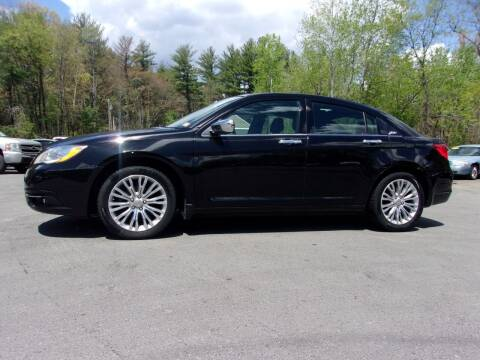 2012 Chrysler 200 for sale at Mark's Discount Truck & Auto Sales in Londonderry NH