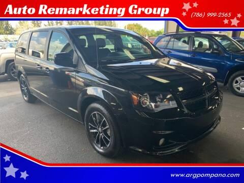 2018 Dodge Grand Caravan for sale at Auto Remarketing Group in Pompano Beach FL