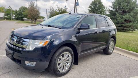 2008 Ford Edge for sale at Nationwide Auto in Merriam KS