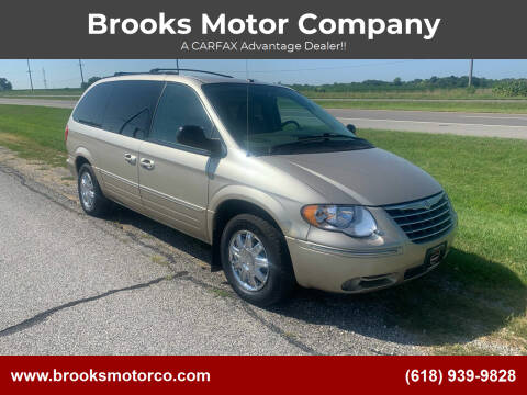 2007 Chrysler Town and Country for sale at Brooks Motor Company in Columbia IL