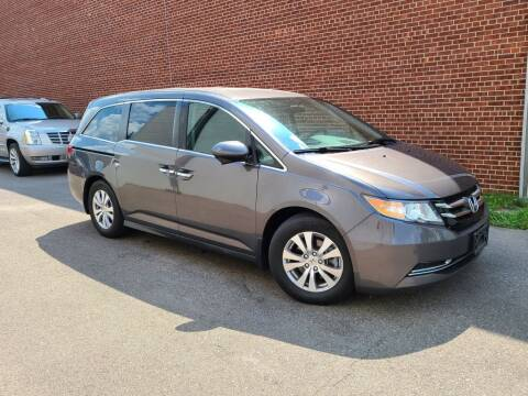 2015 Honda Odyssey for sale at Minnesota Auto Sales in Golden Valley MN