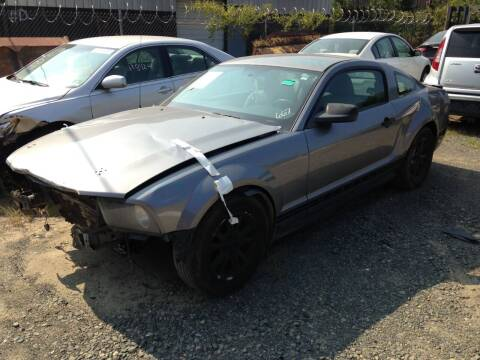 2007 Ford Mustang for sale at ASAP Car Parts in Charlotte NC