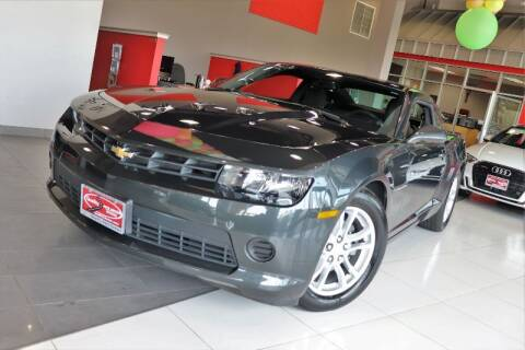 2014 Chevrolet Camaro for sale at Quality Auto Center of Springfield in Springfield NJ