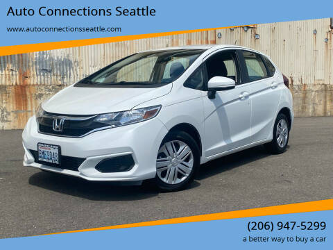 2019 Honda Fit for sale at Auto Connections Seattle in Seattle WA