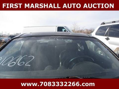 2006 Hyundai Tiburon for sale at First Marshall Auto Auction in Harvey IL