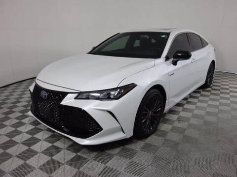 2021 Toyota Avalon Hybrid for sale at CU Carfinders in Norcross GA