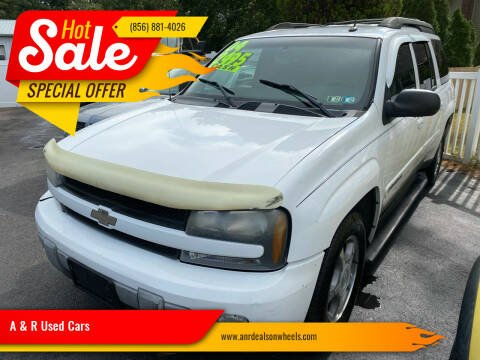 2004 Chevrolet TrailBlazer EXT for sale at A & R Used Cars in Clayton NJ