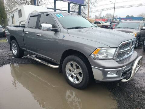 2009 Dodge Ram Pickup 1500 for sale at Universal Auto Sales in Salem OR