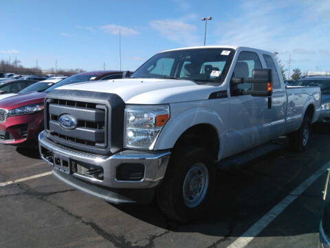 2012 Ford F-250 Super Duty for sale at Government Fleet Sales in Kansas City MO