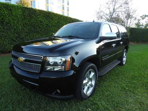 2012 Chevrolet Suburban for sale at Winners Autosport in Pompano Beach FL