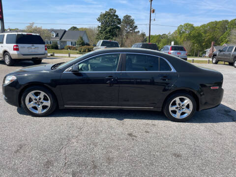 2010 Chevrolet Malibu for sale at TAVERN MOTORS in Laurens SC
