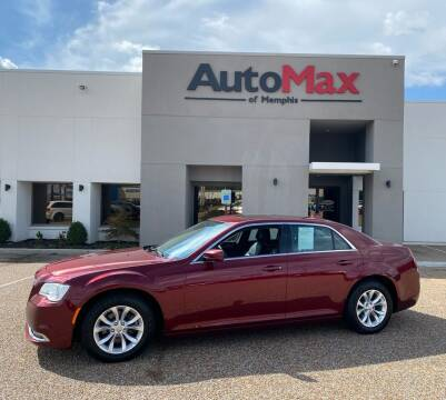 2016 Chrysler 300 for sale at AutoMax of Memphis in Memphis TN