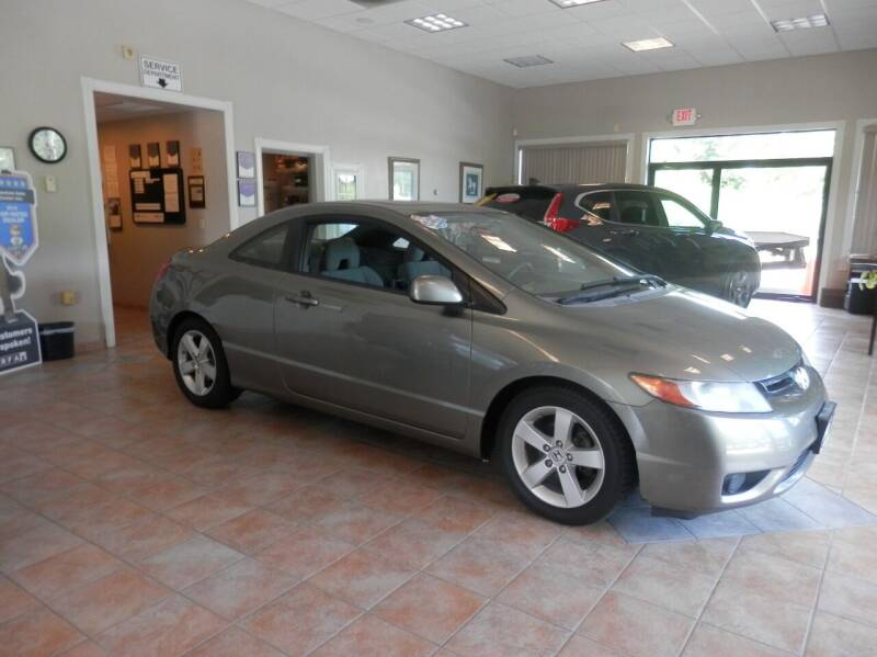 2008 Honda Civic for sale at ABSOLUTE AUTO CENTER in Berlin CT