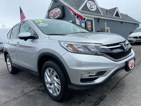 2015 Honda CR-V for sale at Cape Cod Carz in Hyannis MA