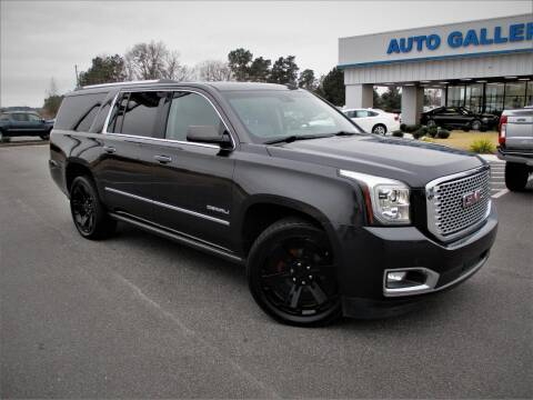 2016 GMC Yukon XL for sale at Auto Gallery Chevrolet in Commerce GA