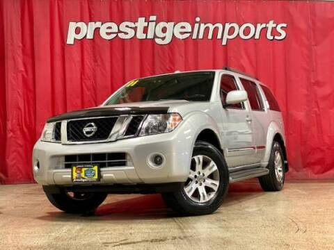 2011 Nissan Pathfinder for sale at Prestige Imports in Saint Charles IL
