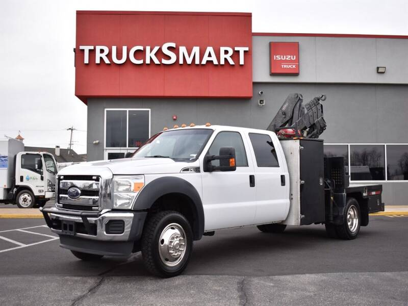 2014 Ford F-550 Super Duty for sale at Trucksmart Isuzu in Morrisville PA
