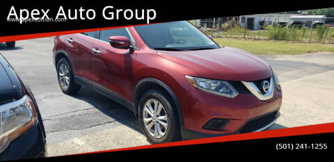 2014 Nissan Rogue for sale at Apex Auto Group in Cabot AR