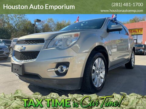 2010 Chevrolet Equinox for sale at Houston Auto Emporium in Houston TX