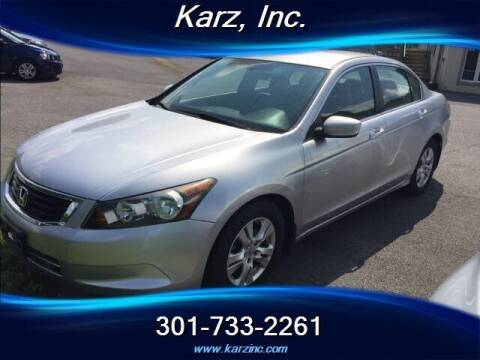 2008 Honda Accord for sale at Karz INC in Funkstown MD