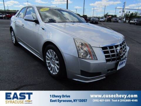 2013 Cadillac CTS for sale at East Syracuse Performance Sales & Service in Syracuse NY
